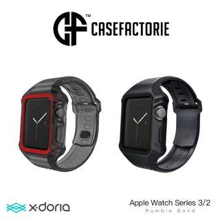 X-Doria Rumble Band Case for Apple Watch Series 3/2