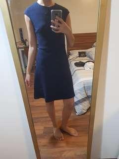 Zalora Navy Dress