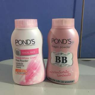 Ponds bb powder (dapat 2-2nya)