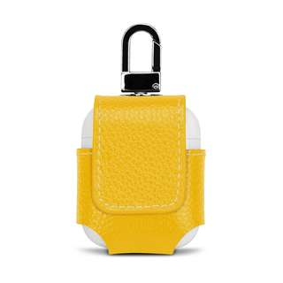Apple AirPods Pouch 03 -- Yellow