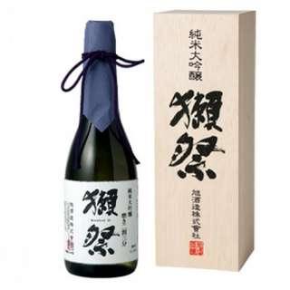 獺祭二割三分純米大吟釀木盒版720ML