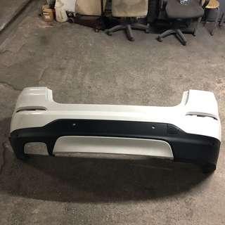 BMW X4 原廠 尾Bumper
