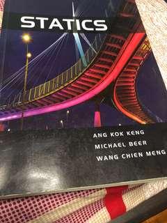Statics (Vector Mechanics for Engineers, Ninth Edition)