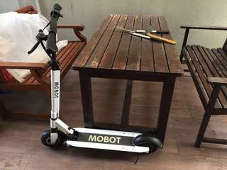 For sale: Mobot Speed Mini 4 - excellent condition