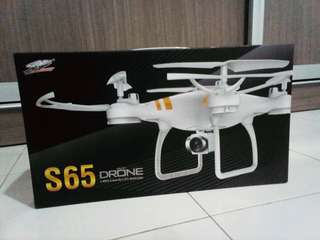 S65 DRONE 2.4GHz Axis Gyro R/C Quadcopter