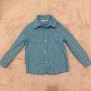 KidRUs longsleeve soft denim