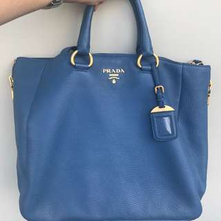 PRADA HANDBAG LEATHER REPRICE