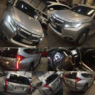 2016 Mitsubishi Montero Sport GLS