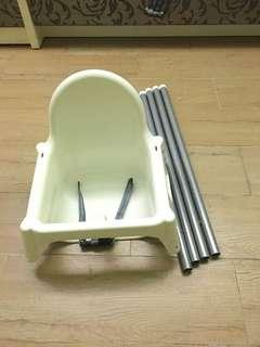 Ikea high chair 宜家嬰兒高櫈90%新(**大埔/太和火車站交收**)
