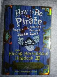 NOVEL TERJEMAHAN HOW TO BE PIRATE