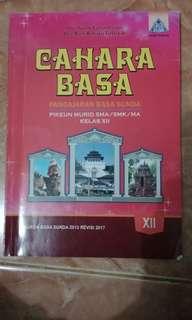 Buku bahasa Sunda kelas 12