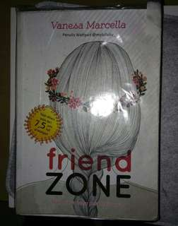 NOVEL FRIENDZONE BY vanesa marcella