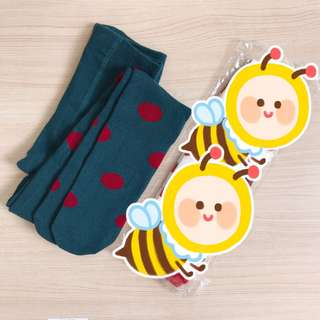 *NEW* Girls tights size 5-6 years old