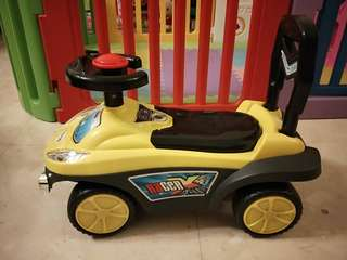 Toy Car Walker for toddlers 1yo up