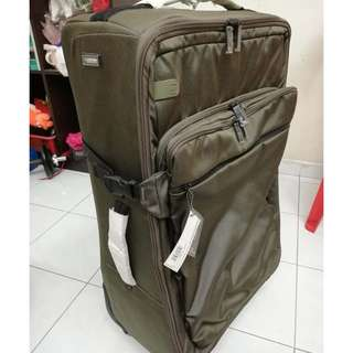 Go Travel Luggage Bag 26 inches (new, green)