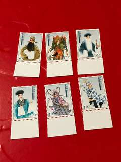 中國郵票2007-6