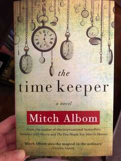 The time keeper (Mitch Albom)