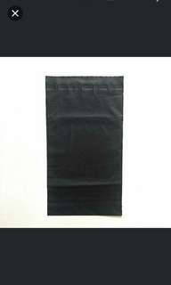 Black Poly mailers
