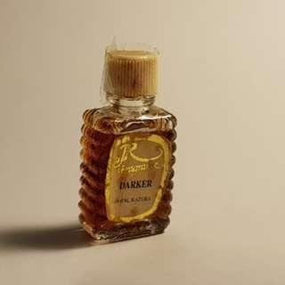 Vintage mini collectible perfume