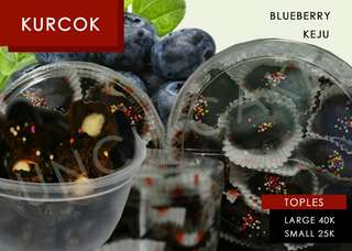 Kurma Coklat Blueberry