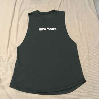 New York Muscle Tee