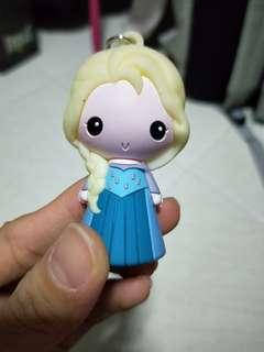 Disneyland Frozen Elsa Keychain
