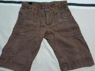 Boys' brown H&M shorts