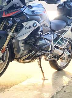 BMW R1200GS LC Puig Lower Crash bars