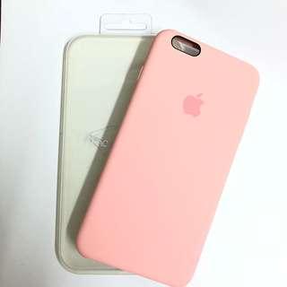 正版Apple iPhone6plus 粉紅色手機殼