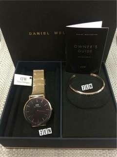 Daniel Wellington Watch — Genuine