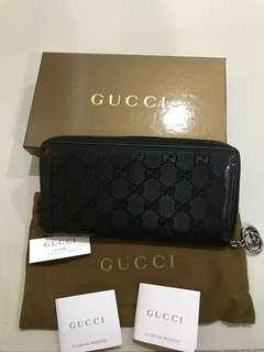 Gucci Long Wallet Purse