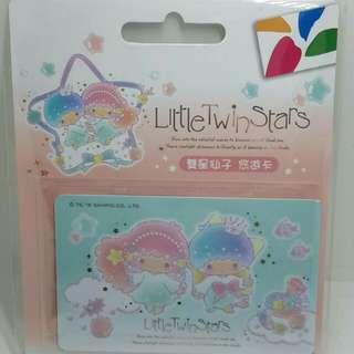 台灣 Twin Stars 悠遊卡