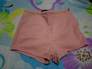 Authentic Forever21 high waisted shorts