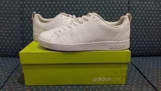 Adidas Neo Advantage Clean VS All White