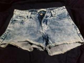 Girl's Maong shorts!