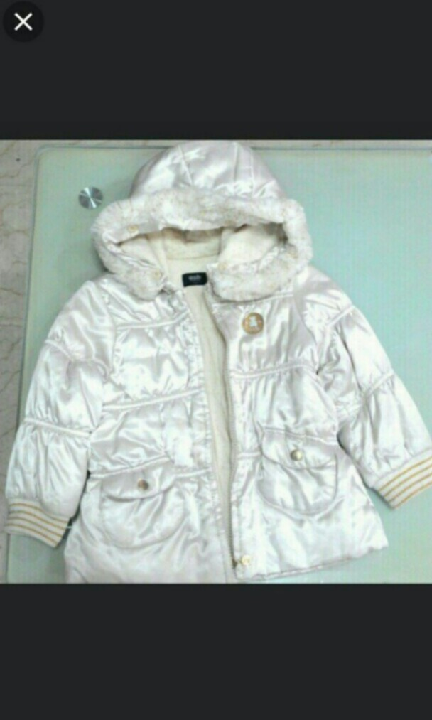 e88f8eb1b76f 2 Winter Coats for 2 to 3 years old girls