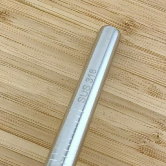 環保吸管 316不鏽鋼吸管 不鏽鋼斜口吸管 不鏽鋼珍珠奶茶吸管 斜口吸管   預購