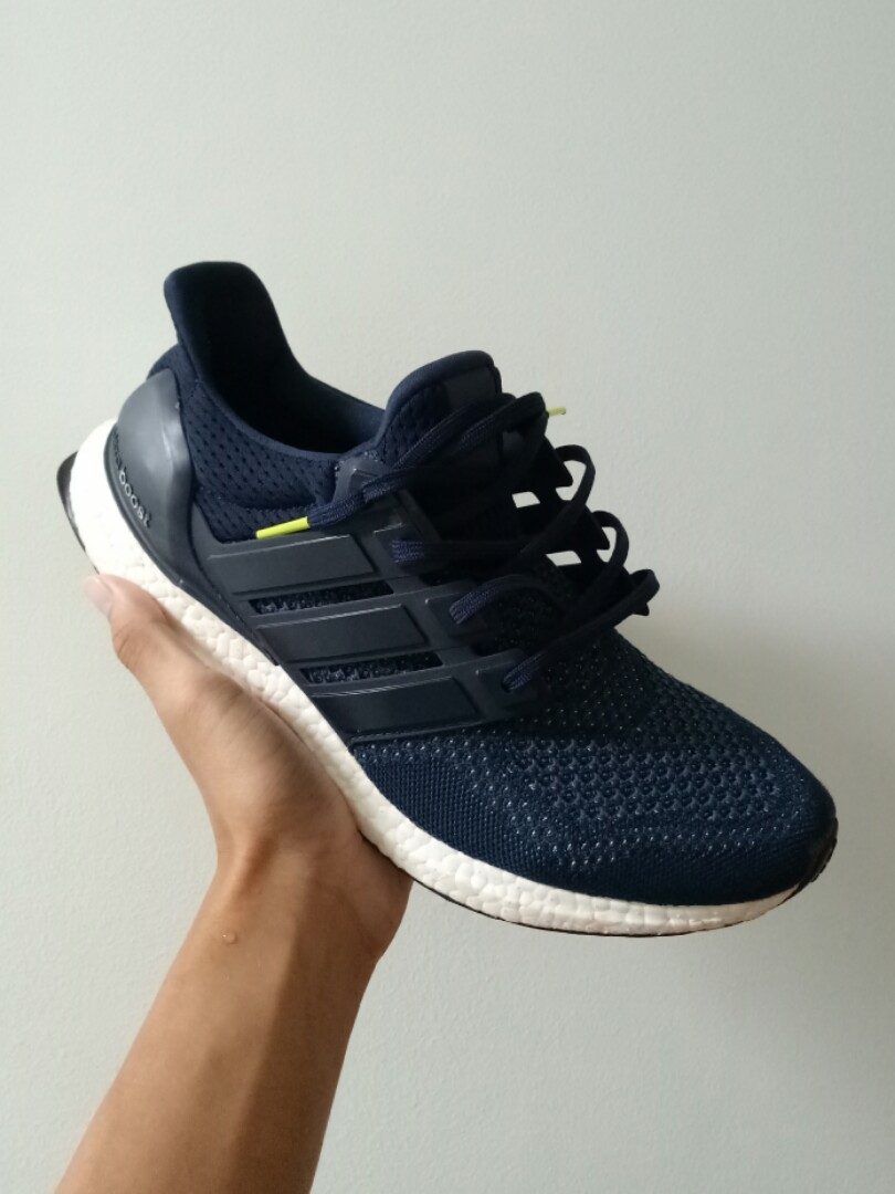 4891ea58f4f2e 🔥🔥🔥 Ultra boost 1.0 collegiate navy