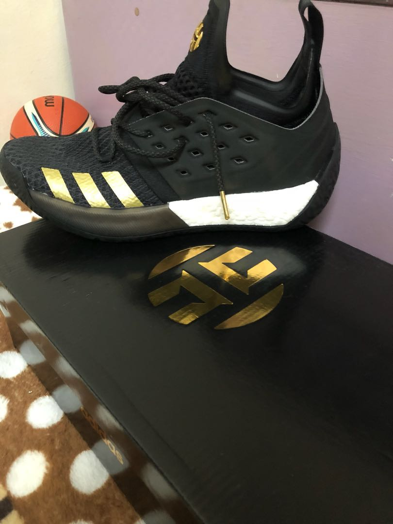 separation shoes fec4c 14ca2 Adidas Harden Vol.2 (new), Men s Fashion, Footwear, Sneakers on ...