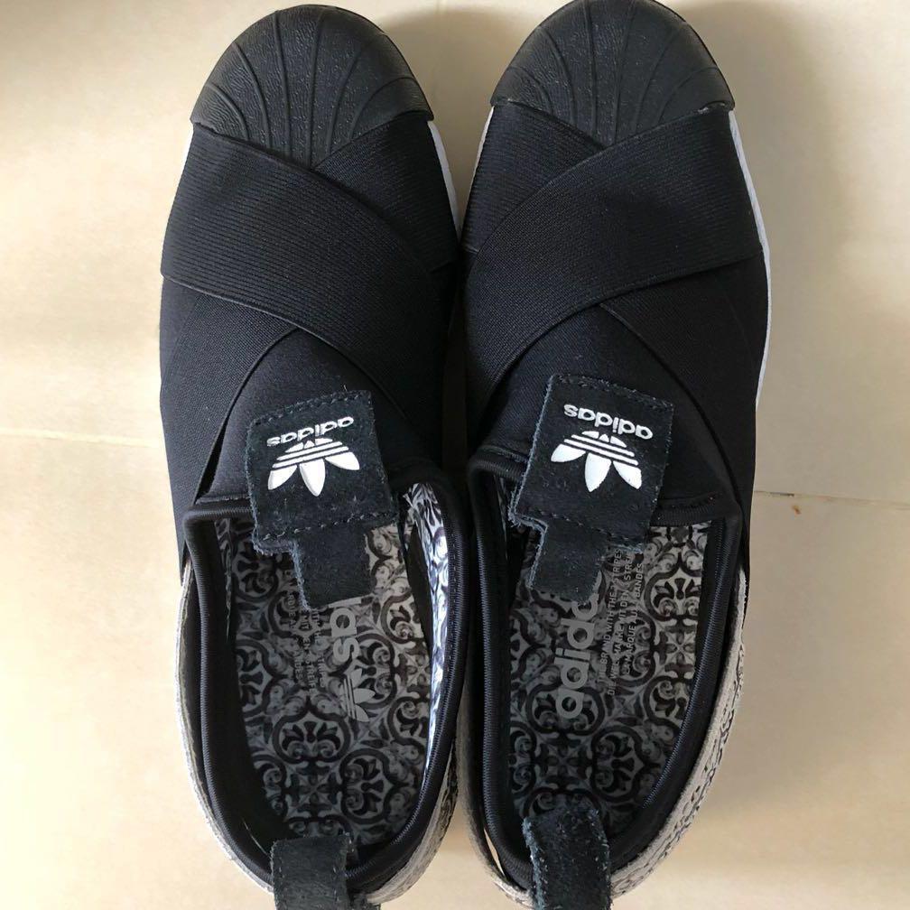 d2404da7f Adidas Women Originals Superstar Slip-On Shoes