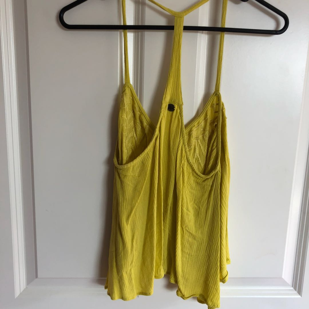 All about eve yellow crop