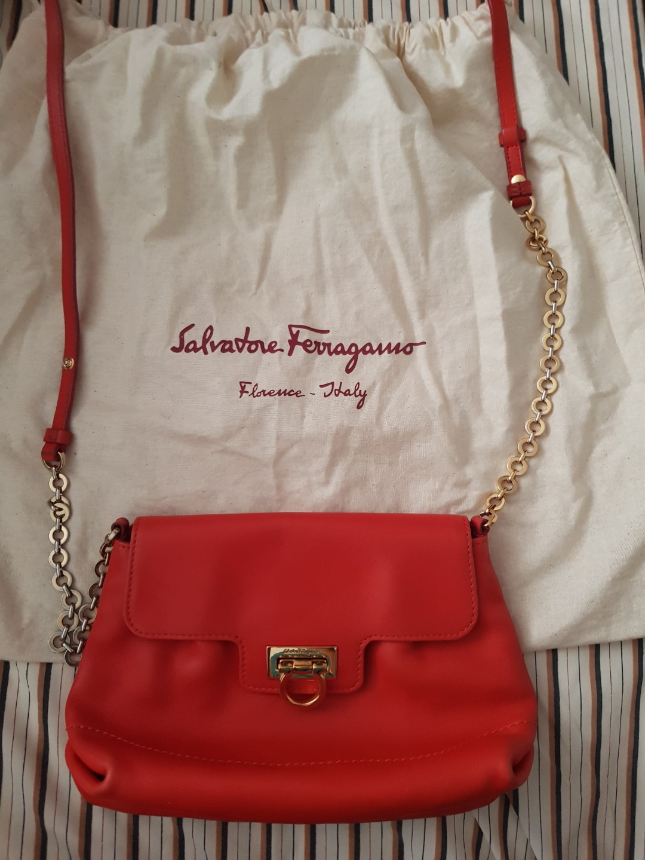 f4469ed37281 Authentic Salvatore Sling Bag