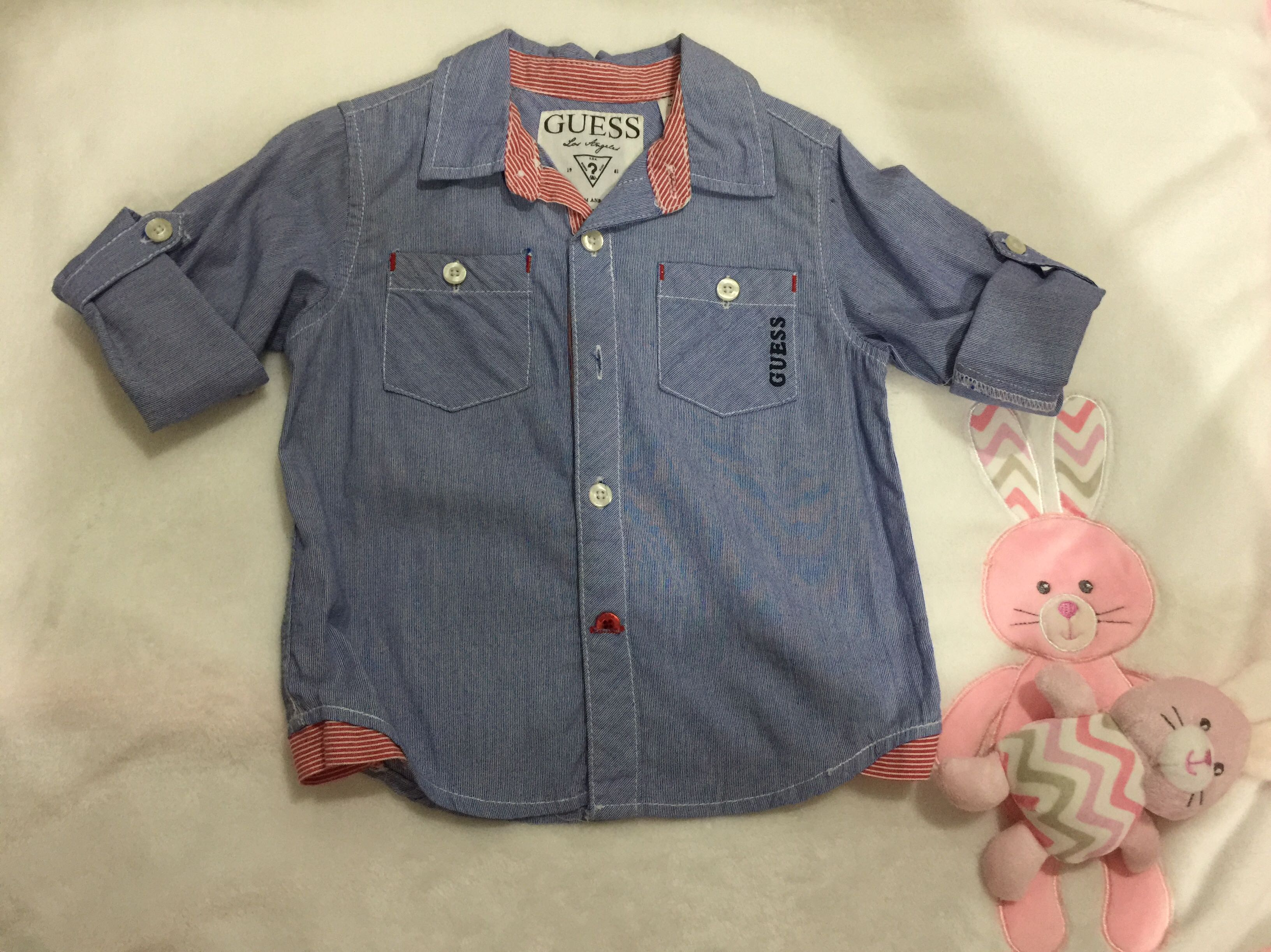 42bf9bb50e3a Baby guess polo babies kids babies apparel on carousell jpg 3264x2447 Baby  guess