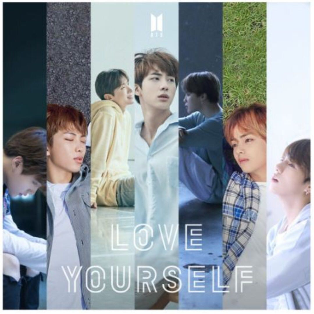 LOVE YOURSELF 轉 'TEAR' [PRE-ORDER FIRST PRESS WITH