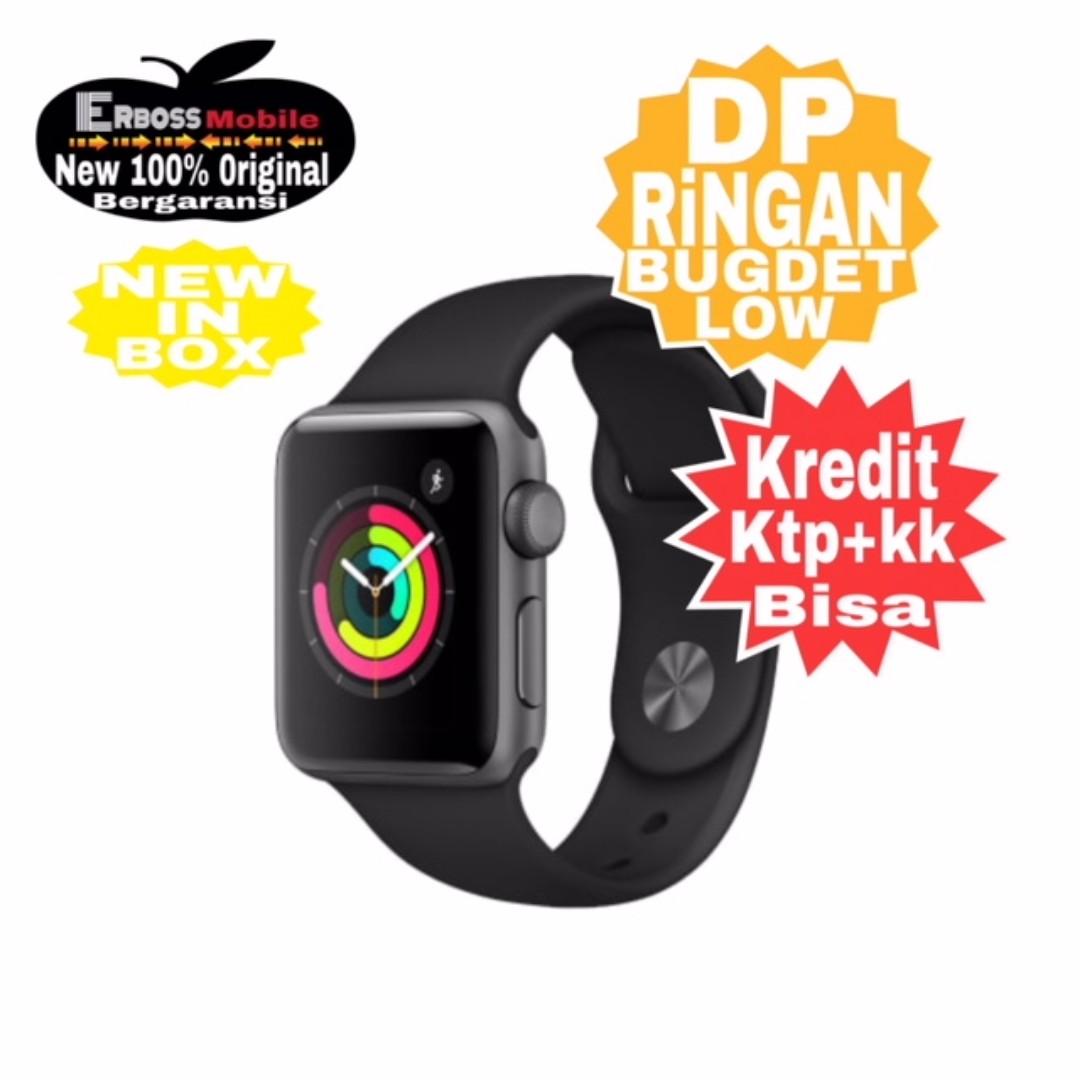 Cash/Kredit Iwatch Apple Gen-3 SportBand uk 38MM-New Ditoko Call/Wa;081905288895