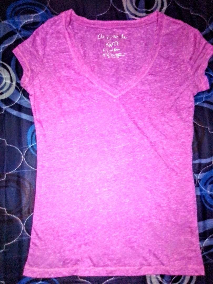 1521a0e470a Cute Purple blouse