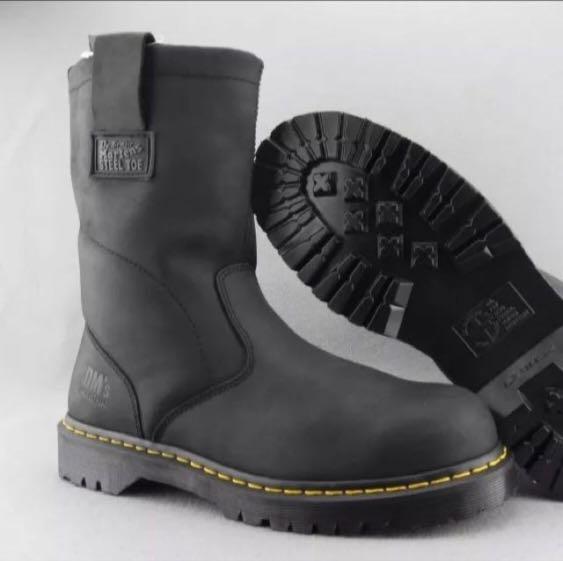 Dr. Marten safety boots shoes, Men's