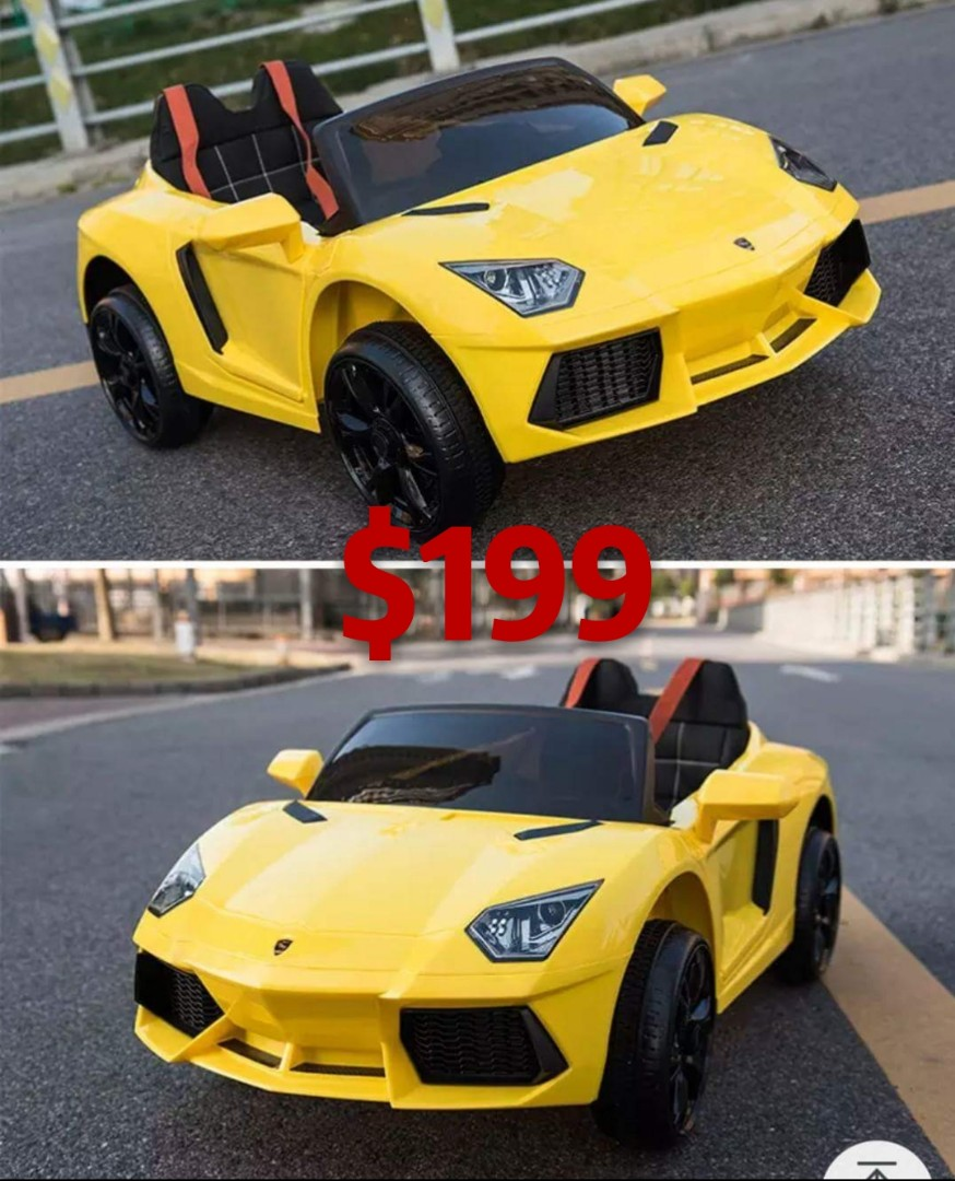 Electric Toy Car Toys Games Others On Carousell