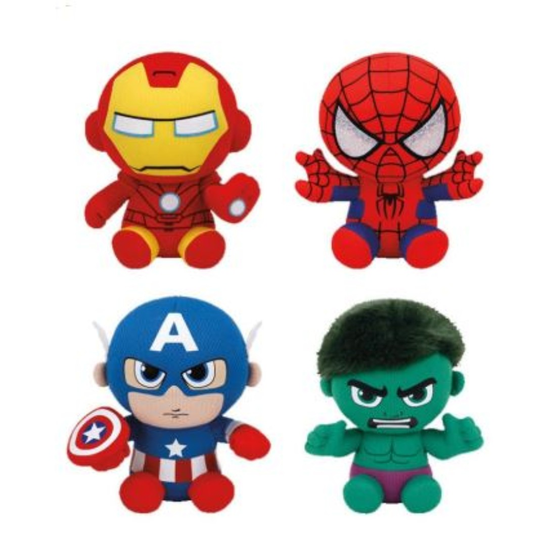Cool Official Marvel Avengers Licensed Soft Toy Infinity War New Gmtry Best Dining Table And Chair Ideas Images Gmtryco