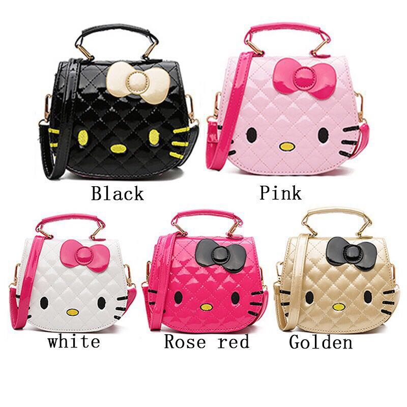 dbaa36240 Hello Kitty Bag for kids, Babies & Kids, Strollers, Bags & Carriers on  Carousell